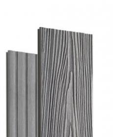 Террасная доска дпк MOGANO (Россия) цвет серый