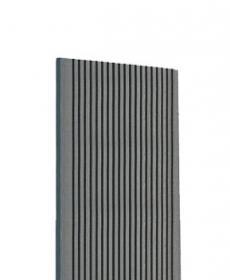 Террасная доска дпк TERRADECK VELVET (Россия) цвет серый